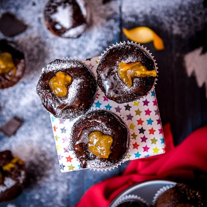 Karácsonyi muffin recept