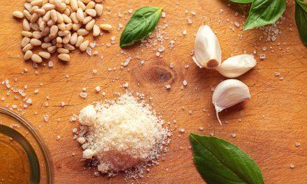 Pesto recept