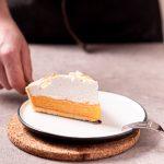 Lemon tart (citrompite) recept